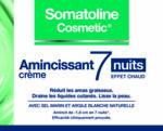 Acheter Somatoline Cosmetic Amaincissant 7 Nuits Crème 400ml à BOUC-BEL-AIR
