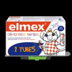 Acheter ELMEX DUO DENTIFRICE ENFANT, tube 50 ml x 2 à BOUC-BEL-AIR