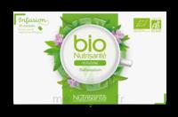 Nutrisanté Infusions Bio Tisane Verveine 20 Sachets à BOUC-BEL-AIR