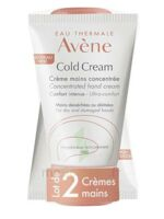 Avène Eau Thermale Cold Cream Duo Crème Mains 2x50ml à BOUC-BEL-AIR