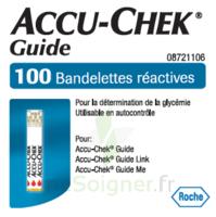 Accu-chek Guide Bandelettes 2 X 50 Bandelettes à BOUC-BEL-AIR