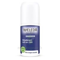 Weleda Déodorant Roll-on 24H Homme 50ml à BOUC-BEL-AIR