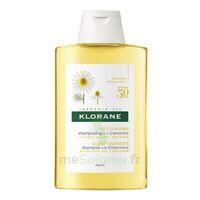 Klorane Camomille Shampooing 200ml à BOUC-BEL-AIR
