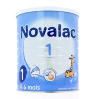 NOVALAC 1 Lait en poudre 1er âge B/800g à BOUC-BEL-AIR