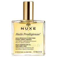 Huile prodigieuse®- huile sèche multi-fonctions visage, corps, cheveux100ml à BOUC-BEL-AIR