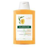 Klorane Beurre De Mangue Shampooing Cheveux Secs 200ml à BOUC-BEL-AIR