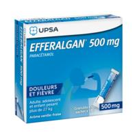 Efferalgan 500 Mg Glé En Sachet Sach/16 à BOUC-BEL-AIR