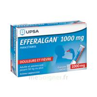 Efferalgan 1g Cappuccino Granules 8 Sachets à BOUC-BEL-AIR