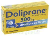 DOLIPRANE 500 mg Comprimés 2plq/8 (16) à BOUC-BEL-AIR