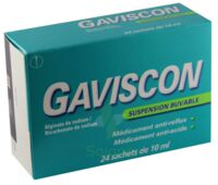Gaviscon, Suspension Buvable En Sachet à BOUC-BEL-AIR