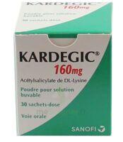 Kardegic 160 Mg, Poudre Pour Solution Buvable En Sachet à BOUC-BEL-AIR