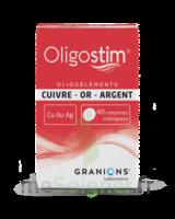 OLIGOSTIM Cuivre Or Argent Cpr subl T/40 à BOUC-BEL-AIR