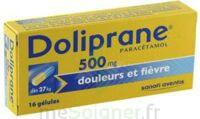 DOLIPRANE 500 mg Gélules B/16 à BOUC-BEL-AIR