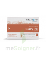 Granions De Cuivre 0,3 Mg/2 Ml S Buv 30amp/2ml à BOUC-BEL-AIR