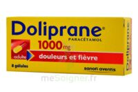 DOLIPRANE 1000 mg Gélules Plq/8 à BOUC-BEL-AIR