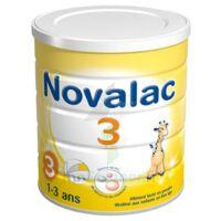 Novalac 3 Lait De Croissance B/800g à BOUC-BEL-AIR