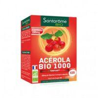 Santarome Bio Acérola 1000 Comprimés à Croquer 2t/10 à BOUC-BEL-AIR