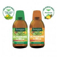 Ultradraine Bio Solution buvable Thé vert citron Fl/500ml à BOUC-BEL-AIR
