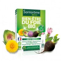 Santarome Bio Gélules Bien-être du foie B/30 à BOUC-BEL-AIR