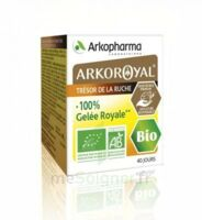 Arkoroyal 100% Gelée Royale Bio Gelée Pot/40g à BOUC-BEL-AIR