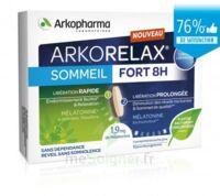 Arkorelax Sommeil Fort 8h Comprimés B/15 à BOUC-BEL-AIR