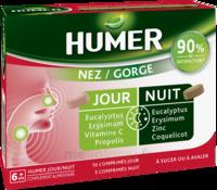 Humer Nez/gorge Jour&nuit 15 Comprimés à BOUC-BEL-AIR