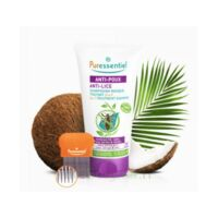Puressentiel Anti-poux Shampooing Masque Traitant 2 En 1 Anti-poux Avec Peigne - 150 Ml à BOUC-BEL-AIR