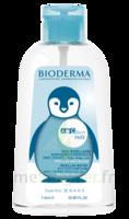 ABCDERM H2O Solution sans rinçage nettoyante bébé Fl pompe/1L à BOUC-BEL-AIR