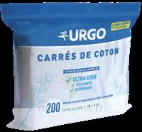 Urgo Carrés De Coton 8x10cm Non Stérile B/200 à BOUC-BEL-AIR