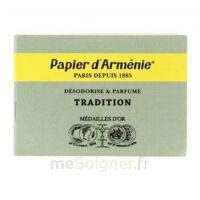 Papier D'arménie Traditionnel Feuille Triple à BOUC-BEL-AIR