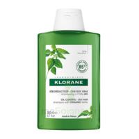 Klorane Ortie Shampooing Séboréducteur Cheveux Gras 200ml à BOUC-BEL-AIR