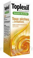 TOPLEXIL 0,33 mg/ml sans sucre solution buvable 150ml à BOUC-BEL-AIR