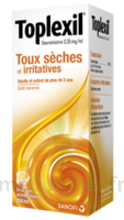 TOPLEXIL 0,33 mg/ml, sirop 150ml à BOUC-BEL-AIR