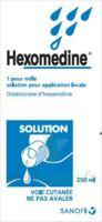 Hexomedine 1 Pour Mille S Appl Loc Fl/250ml à BOUC-BEL-AIR