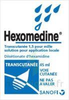 Hexomedine Transcutanee 1,5 Pour Mille, Solution Pour Application Locale à BOUC-BEL-AIR