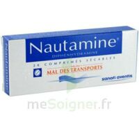 NAUTAMINE, comprimé sécable à BOUC-BEL-AIR