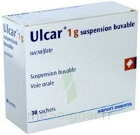 Ulcar 1 G, Suspension Buvable En Sachet à BOUC-BEL-AIR