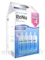 RENU MPS Pack Observance 4X360 mL à BOUC-BEL-AIR