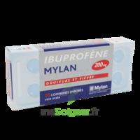 IBUPROFENE MYLAN 200 mg, comprimé enrobé B/30 à BOUC-BEL-AIR