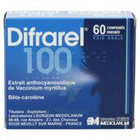 Difrarel 100 Mg, Comprimé Enrobé 6plq/10 à BOUC-BEL-AIR