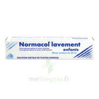 Normacol Lavement Enfants, Solution Rectale, Récipient Unidose à BOUC-BEL-AIR