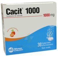 Cacit 1000 Mg, Comprimé Effervescent à BOUC-BEL-AIR