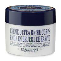 Occitane Karite Creme Ultra Riche Corps 200ml à BOUC-BEL-AIR