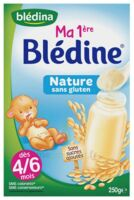 Blédina Ma 1ère Blédine Nature 250g à BOUC-BEL-AIR