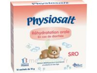 Physiosalt Rehydratation Orale Sro, Bt 10 à BOUC-BEL-AIR