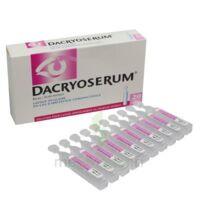 Dacryoserum Solution Pour Lavage Ophtalmique En Récipient Unidose 20unidoses/5ml à BOUC-BEL-AIR