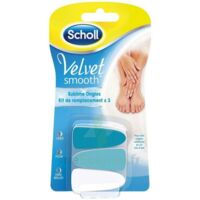 Scholl Velvet Smooth Ongles Sublimes Kit De Remplacement à BOUC-BEL-AIR