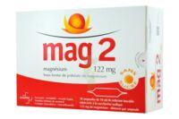 Mag 2 122 Mg S Buv En Ampoule Sans Sucre édulcoré à La Saccharine Sodique 30amp/10ml à BOUC-BEL-AIR
