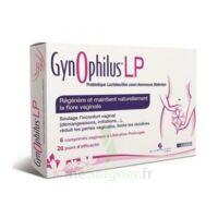 Gynophilus Lp Comprimés Vaginaux B/6 à BOUC-BEL-AIR