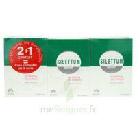 Silettum Nutrition Du Cheveu 60 X2 + 60 Offertes à BOUC-BEL-AIR